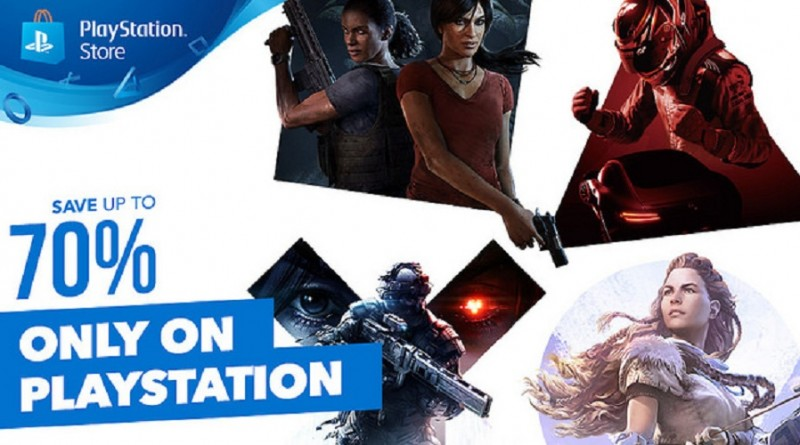 PlayStation Store Exclusive Discount On Select PS4 AAA Games Until March 21