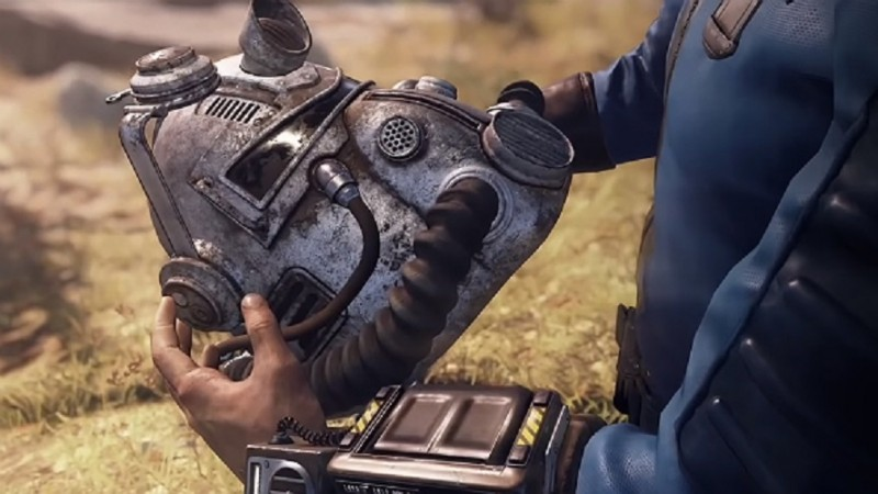 Todd Howard Debuts Fallout 76 Trailer in Surprise E3 Appearance