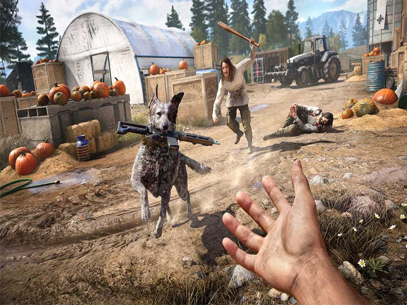 No Towers And Mini-Maps in Far Cry 5, The Gameplay Focus ...