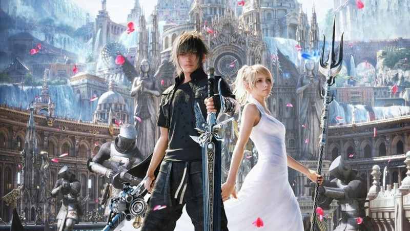 Final Fantasy XV PC Is Generation Ahead Of PS4 And Xbox One