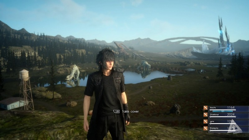 Final Fantasy XV Director Insists His Team Is