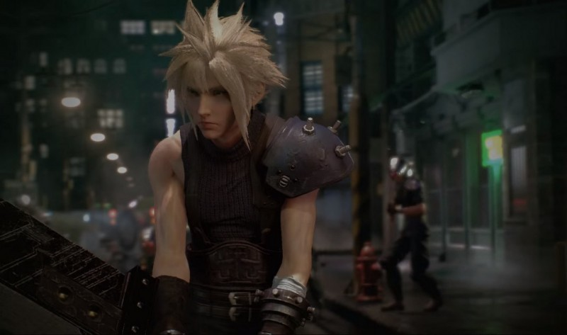 Final Fantasy 7 Remake Hiring to