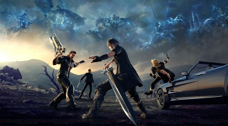 Final Fantasy 15 PC Performance Drops By 16% Because Of Denuvo