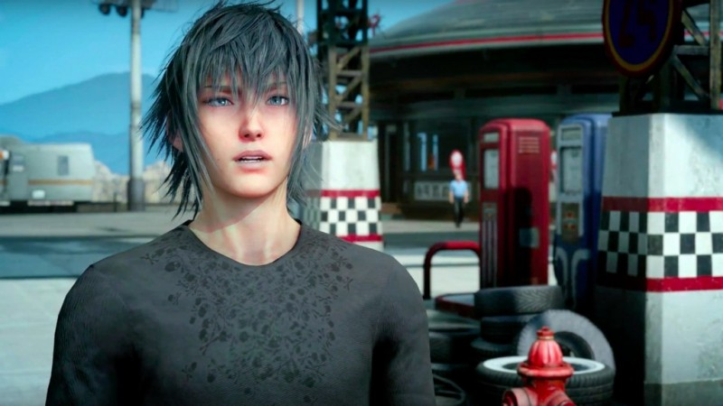 Final Fantasy XV dev team hopes to sell two million on PC