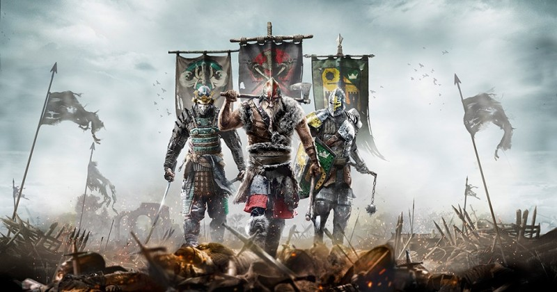 For Honor Playerbase