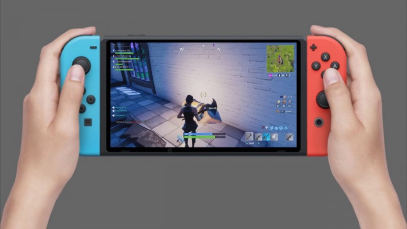Image result for Fortnite for Nintendo Switch is out today
