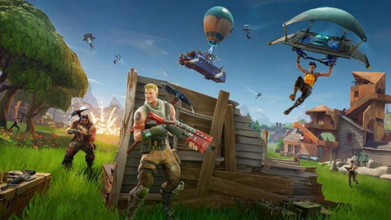 Fortnite Patch 3 4 4 Weighs In At A Whopping 10gb And Epic Games