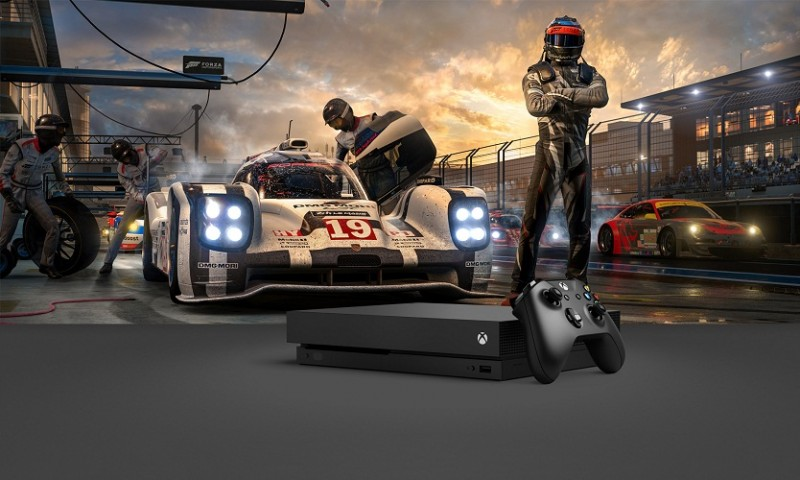 Forza Motorsport 7 On Xbox One Weighs Almost 100GB Without 4K Assets