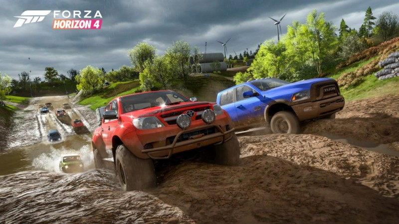 forza horizon 4 pc system requirements dev recommends. Black Bedroom Furniture Sets. Home Design Ideas