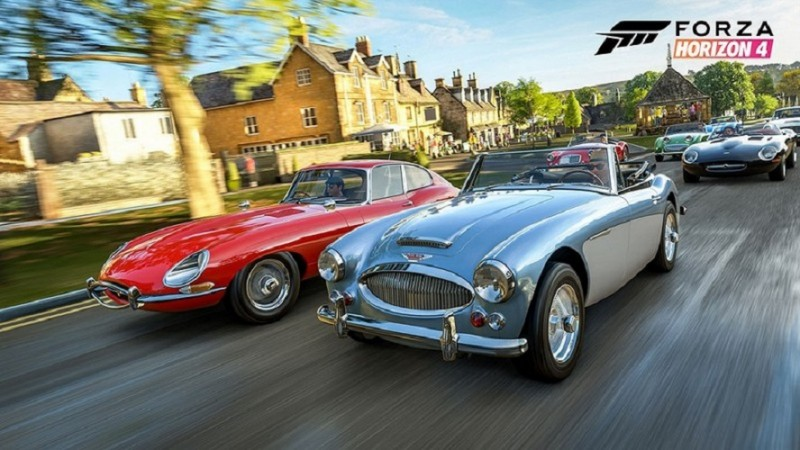 forza horizon 4 has already two expansions planned launch. Black Bedroom Furniture Sets. Home Design Ideas