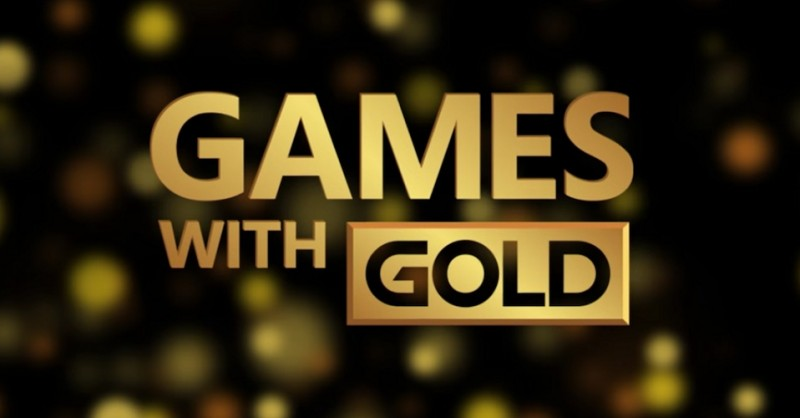 Games with Gold Announced for August 2017