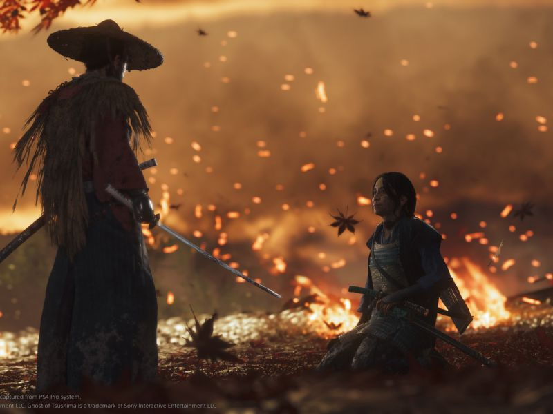 Ghost of Tsushima Dev Comments On Deviation From Historical Truth