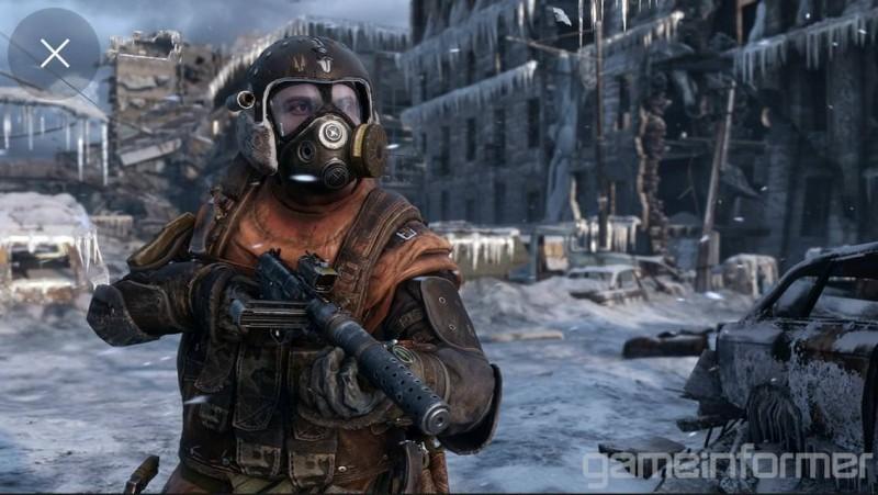 Glorious Looking Metro Exodus Screenshots From GameInformer