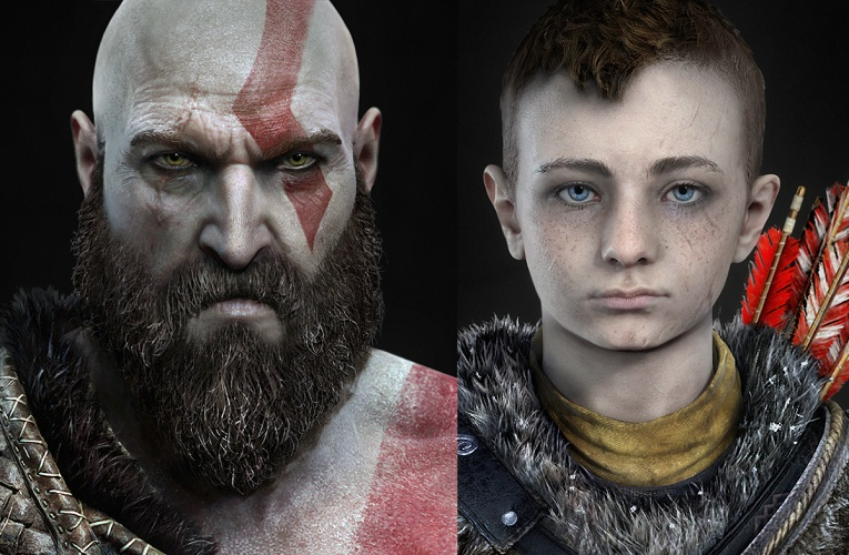 Minutes of God of War Gameplay Released, We Cry Tears of Joy!