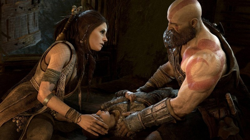 God of War PS4 Exact Release Date Leaked
