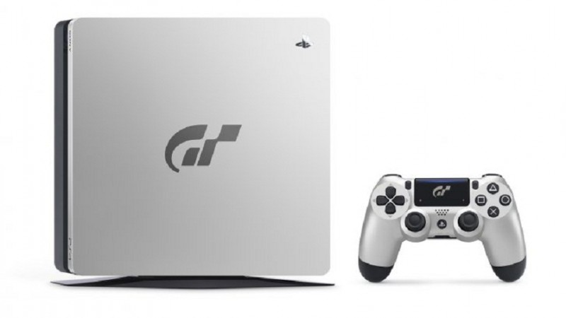 Sony Unveils Limited Edition Gran Turismo Sport PlayStation 4 Console Bundle