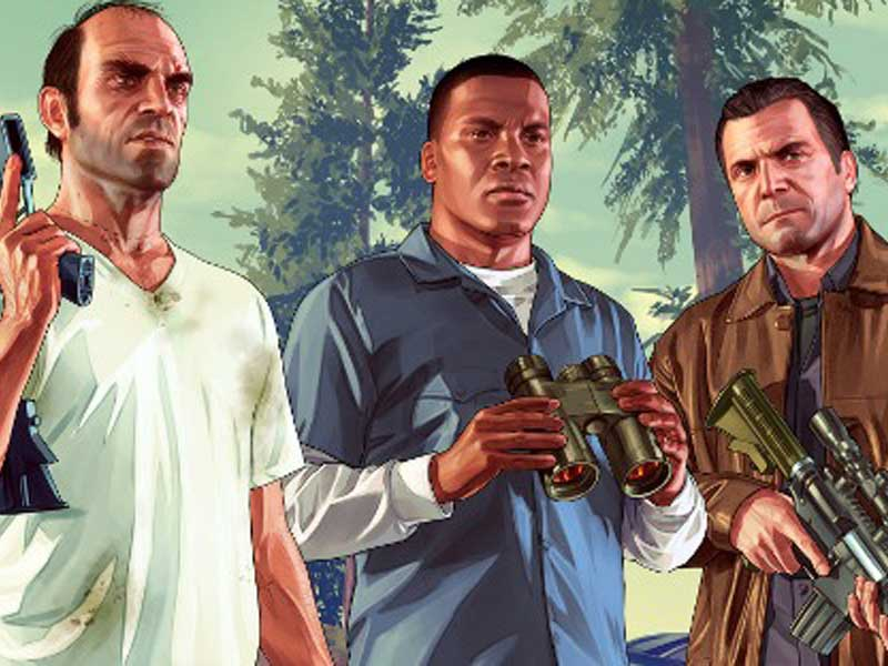 GTA 5 Premium Edition Released Pushed To April 2018