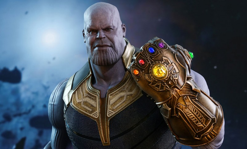 Thanos Is Coming To GTA V via Mod