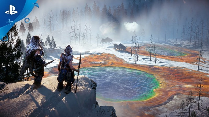 Horizon Zero Dawn: The Frozen Wilds Trailer Revealed, Releasing This Year