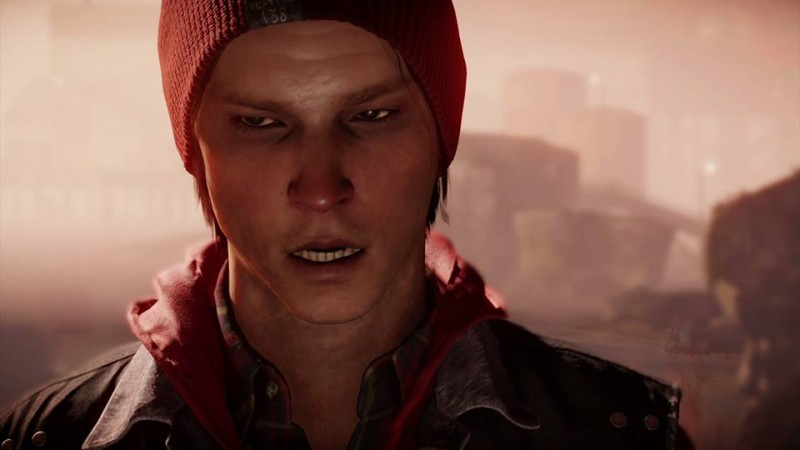 Infamous: Second Son Patch 1 05 Live, Adds PS4 Pro and HDR
