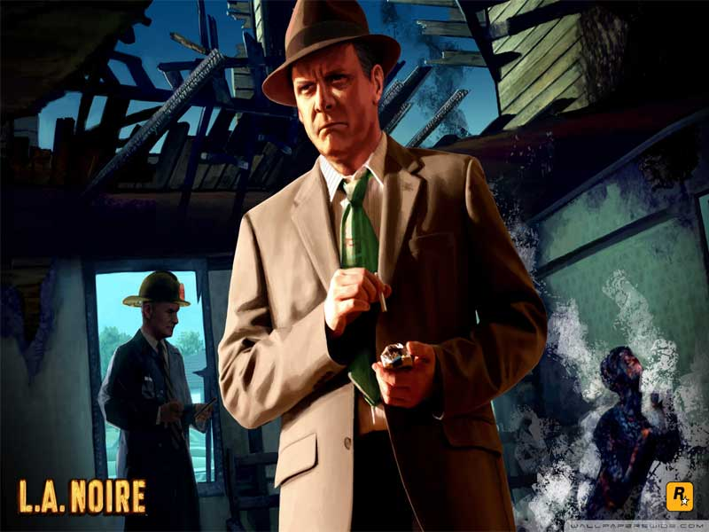 LA Noire Remaster Rumoured With First-Person Mode