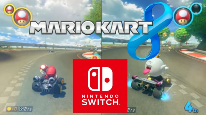 mario kart 8 deluxe roster hinted at featuring 40 characters