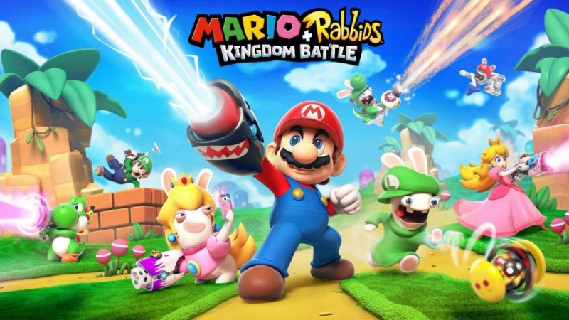 Mario + Rabbids Kingdom Battle - Six Minute Opening Cinematic Leaked