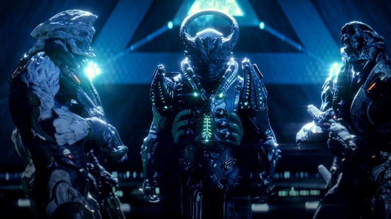 Everyone can now enjoy 10 hours of Mass Effect Andromeda for free