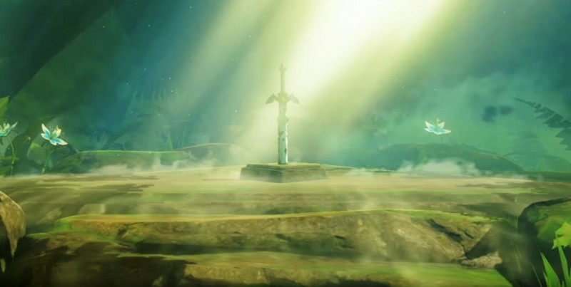 Where To Find Unbreakable Master Sword Location