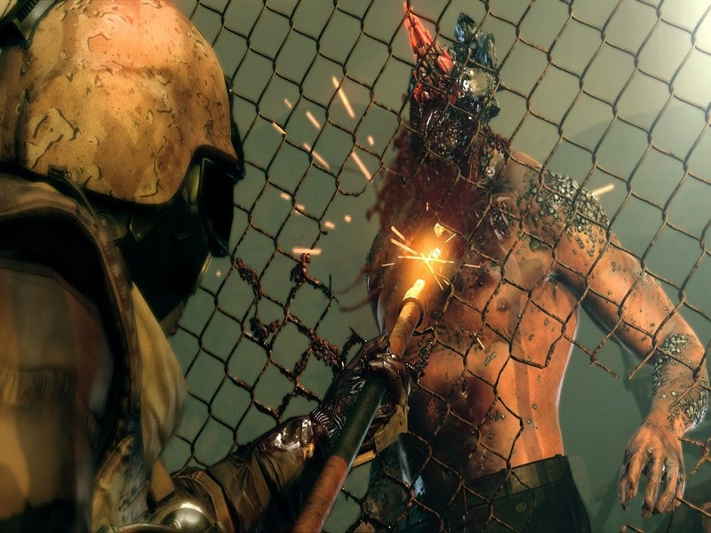 Metal Gear Survive Open Beta Begins for PS4 & XBox One