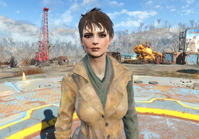 Fallout 4 update 1. 18 out on ps4, xbox one patch notes.