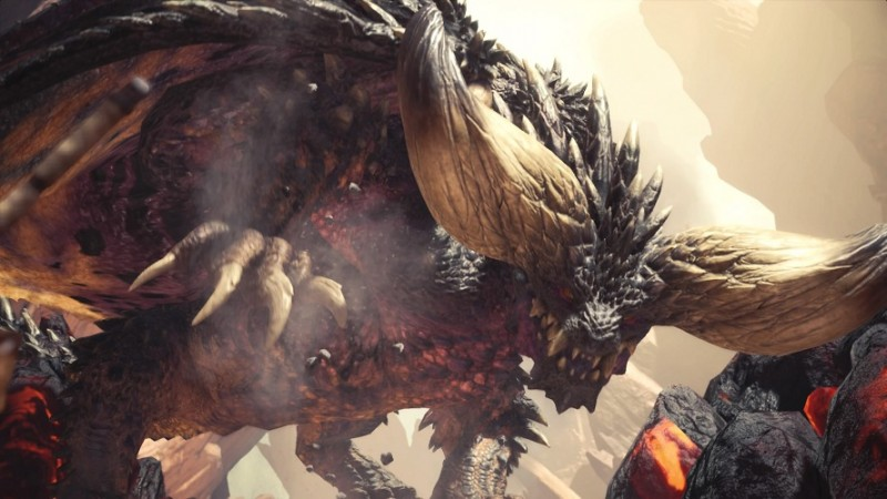 Monster Hunter World Shipments Pass Six Million Units Worldwide