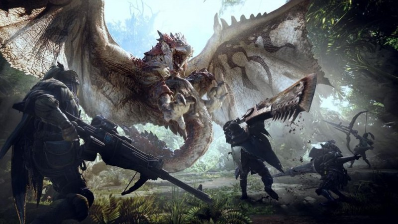 Monster Hunter World is Capcom's Best Selling Game Ever