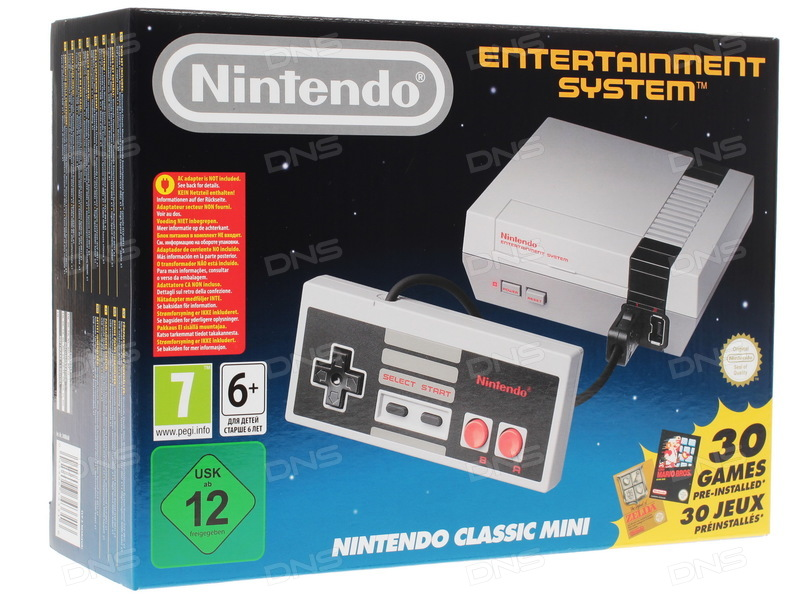 NES Classic beats PlayStation 4, Nintendo's Switch, and the Xbox One