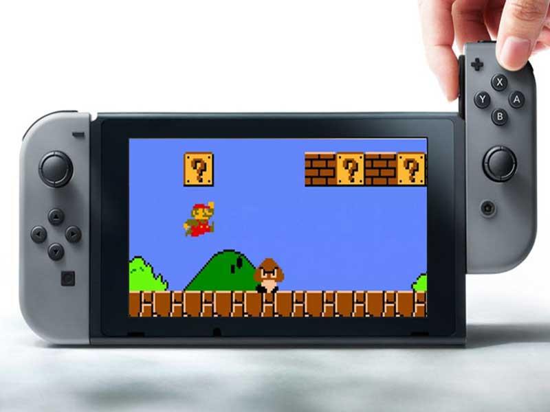 Nintendo Switch Might Play 8-Bit NES Games Via Emulator