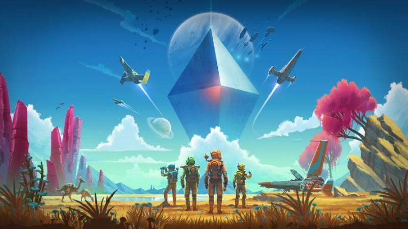 """No Man's Sky Multiplayer Update """"Next"""" Releasing On July ..."""