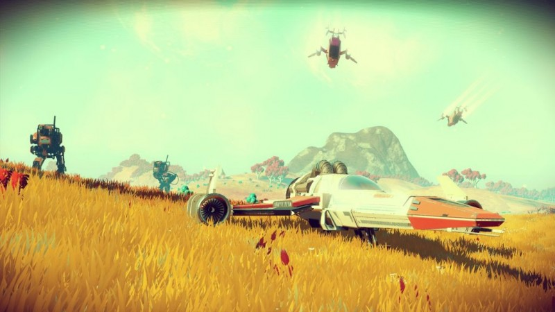 No Man's Sky Update Screenshot