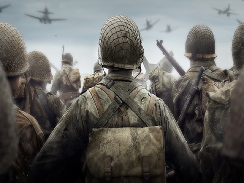 Call of Duty: WW2 was the top-selling game of 2017