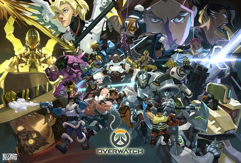 Overwatch - One Year Anniversary