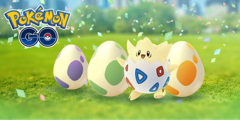 Pokemon Go's Easter event goes live in Taiwan