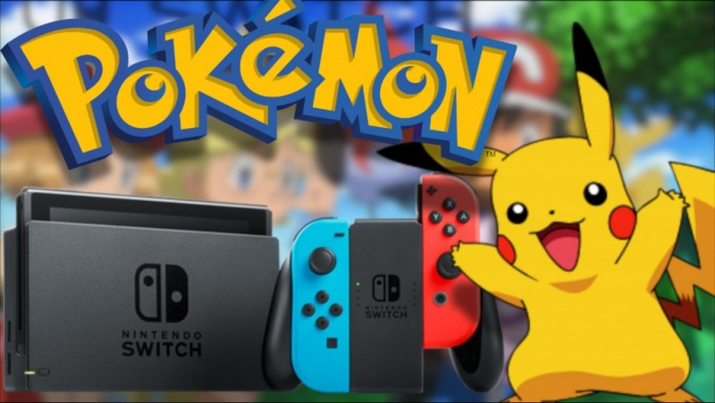 Pokemon Nintendo Switch Announcement In May 2018