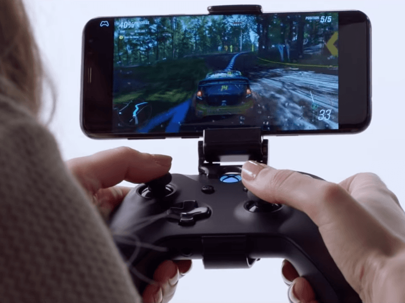Microsoft announces Xbox game-streaming service Project xCloud