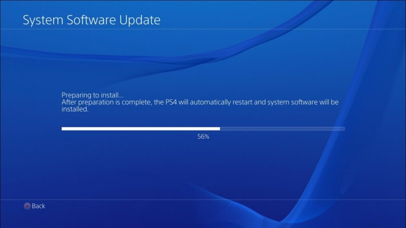 PS4 Firmware 5.53-01 Changelog