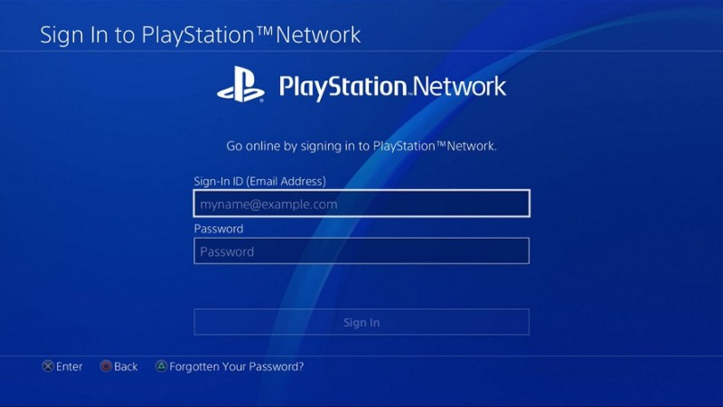 PSN Name Changes