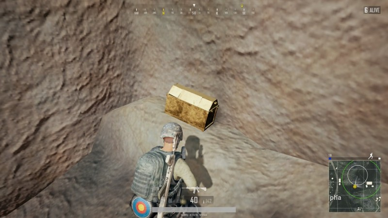 PUBG Golden Chest Mystery