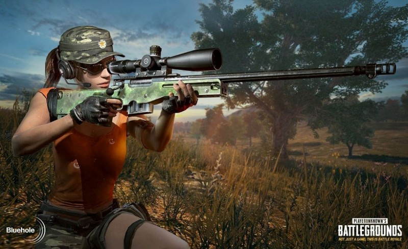 PUBG's New Desert Map Will Debut at The Game Awards Next Week