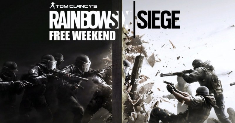 Rainbow Six Siege Free Weekend Announced February 2018