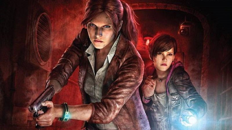 Resident Evil Revelations Games Coming To Switch