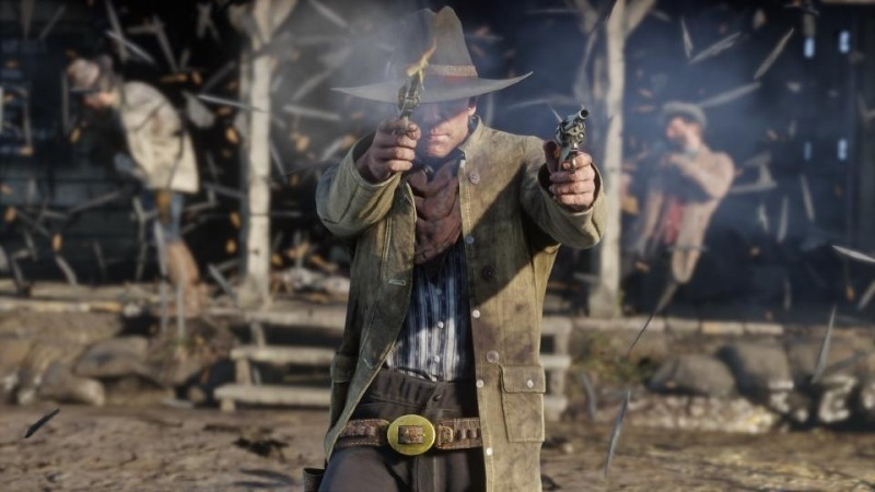 Red Dead Redemption 2 Could Include Battle Royale Mode