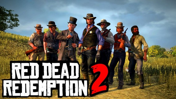 Red Dead Redemption Multiple Protagonist